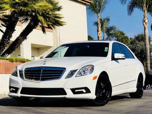 2011 Mercedes-Benz E 350 Sport.......NOT PARTS for Sale in San Diego, CA