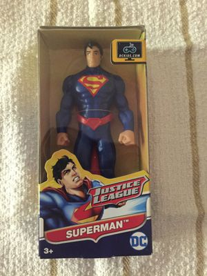 Superman Action Figure for Sale in Delray Beach, FL