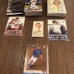 Misc Baseball Card Lot for Sale in Tempe, AZ