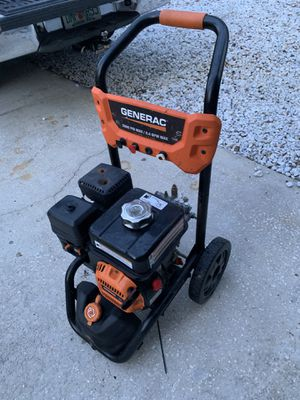 Generac 2800 psi pressure washer was $450 new for Sale in Palm Harbor, FL
