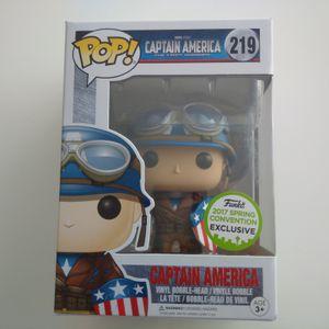 Funko Pop - Captain America (WWII) for Sale in Renton, WA
