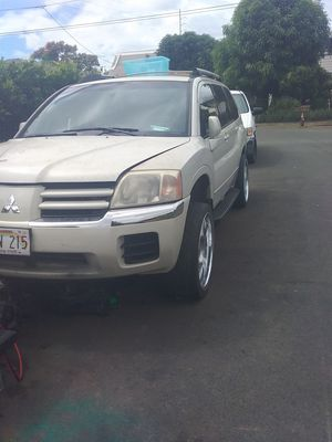 03 mitsubishi endeavor for parts for Sale in Pearl City, HI