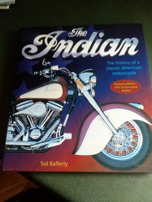 Indian Motorcycle Book for Sale in Zebulon, NC
