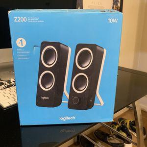 Logitech computer speakers for Sale in Prattville, AL