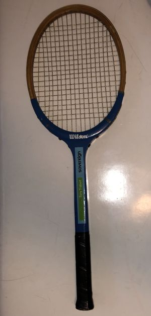 Wilson Tony Trabert Sovereign Tennis Racket for Sale in Coral Gables, FL