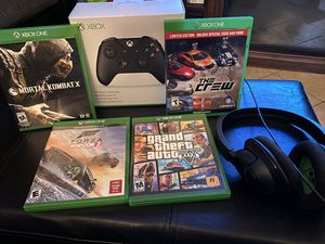 Xbox one and home stereo for Sale in Winton, CA