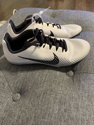 Nike Zoom Rival Platinum Track Spikes for Sale in Ceres, CA