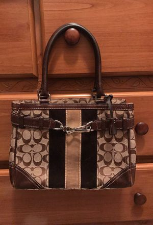 Vintage Coach purse in great condition for Sale in Temecula, CA