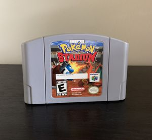 N64 Pokémon Stadium for Sale in Lombard, IL