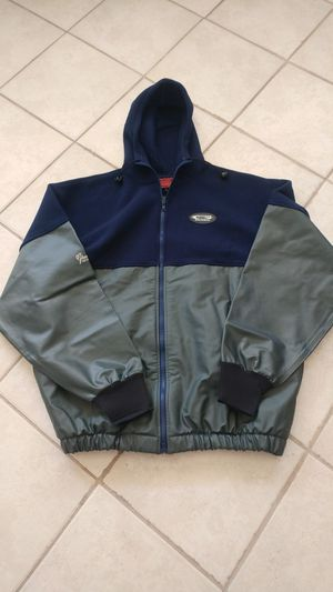 Grundens full zippers jacket for Sale in Brooklyn, NY