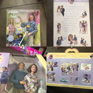 Happy Family Barbie Set for Sale in Apopka, FL