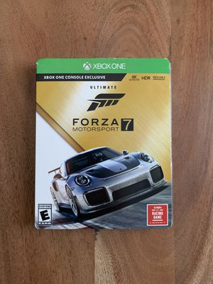 Forza Motorsport 7 Ultimate Edition for Sale in Middletown, CT