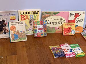 KIDS TOYS/BOOKS -BACK 2 SCHOOL for Sale in Edgewater, NJ