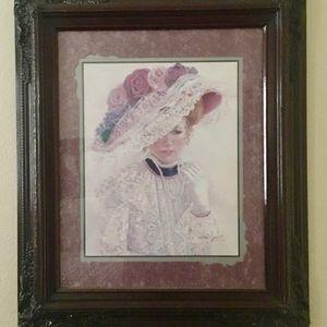 Antique Frame Decor for Sale in Moreno Valley, CA