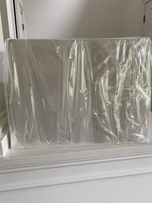 Rectangle white lamp shades (2) for Sale in Philadelphia, PA