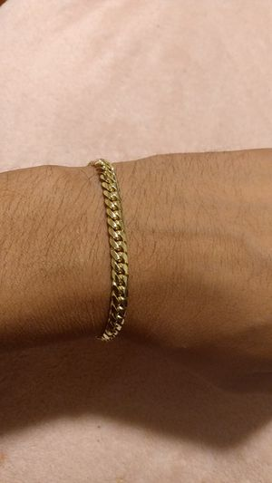 14k 6mm bracelet for Sale in El Monte, CA