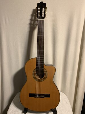 Ibanez classical acoustic guitar with gig bag for Sale in Leesburg, FL