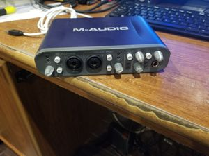 M-AUDIO Fast Track Pro for Sale in Anaheim, CA