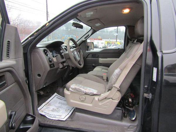 2010 Ford F150 Regular Cab