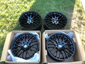 BMW Rims/Wheels staggered 18's in excellent condition for Sale in Los Angeles, CA