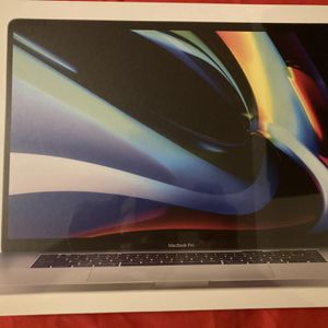 MacBook Pro 16'' 512GB Intel Core i7 16 GB Space Gray Factory Sealed, AppleCare for Sale in Columbia, SC