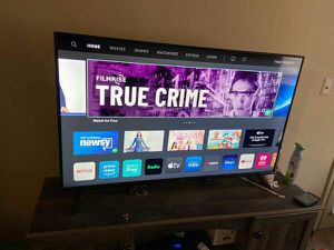 "50"" Vizio Smart Tv 4K Uhd for Sale in Virginia Beach, VA"
