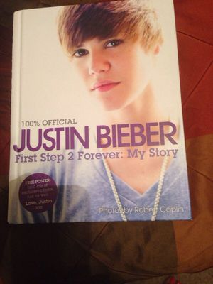 Justin Bieber First Step 2 Forever: My Story for Sale in Bladensburg, MD