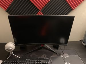 ASUS ROG STRIX 27INCH GAMING MONITOR for Sale in McCook, IL