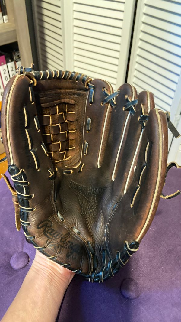 "Rawlings Renegade 12"" baseball glove"