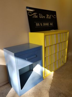 Free dresser and nite stand for Sale in Covina, CA