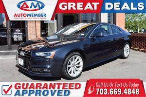 2016 Audi A5 for Sale in Leesburg, VA