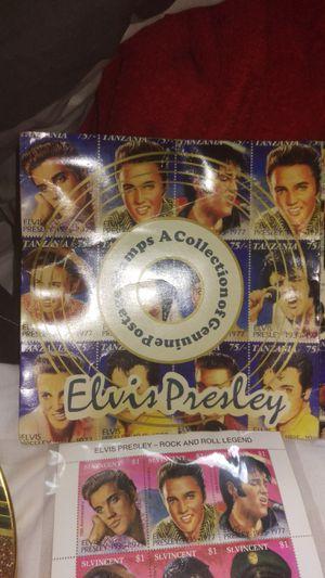 Elvis Presley collection for Sale in Petaluma, CA