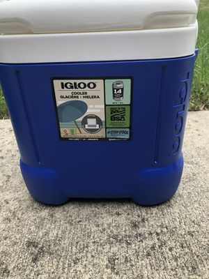 NEW blue 12qt IGLOO cooler for Sale in Woodlawn, MD