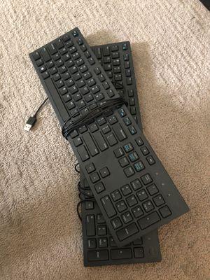 Dell desktop keyboards for Sale in Las Vegas, NV