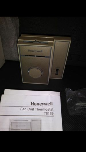 Honeywell Thermostat NEW for Sale in Gaithersburg, MD
