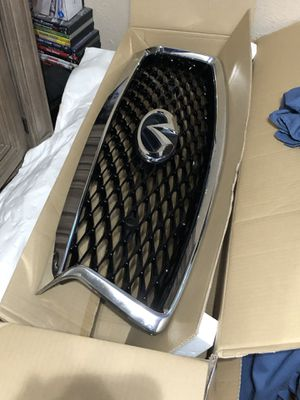 2018 Infiniti Q50 OEM front grille for Sale in Dallas, TX