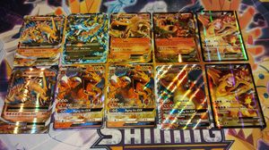 Pokemon Cards Charizard EX & GX Lot for Sale in Norfolk, VA