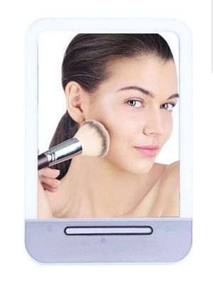 Led Lighted Makeup Mirror Rechargeable Touch Pad Vanity Mirror for Sale in Hollywood, FL