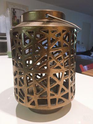 Modern Candle Holder/Lantern for Sale in McLean, VA