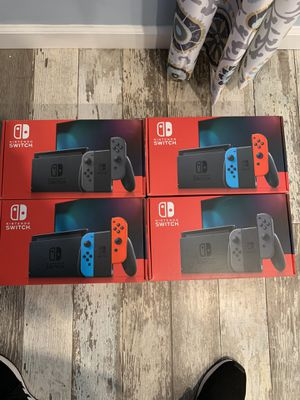 Nintendo switch consoles for Sale in Churchville, PA