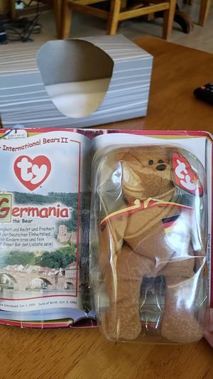 McDonald's beanie baby Germania for Sale in Temecula, CA