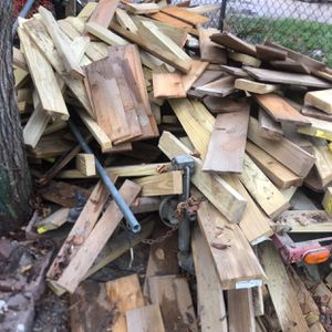 Over 300 Pieces Lumber Great For Crafts Or House Repairs for Sale in Houston, TX