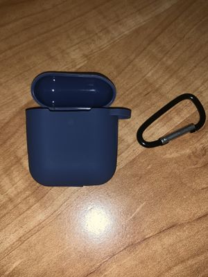 New Apple AirPods 1/2 Case Navy Blue for Sale in San Fernando, CA
