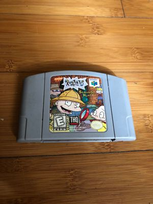 Nintendo 64 rugrats game for Sale in Santa Maria, CA