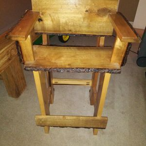 Handmade High Chair for Sale in Greenville, SC