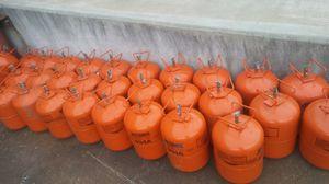 Empty freon Tanks for Sale in Houston, TX