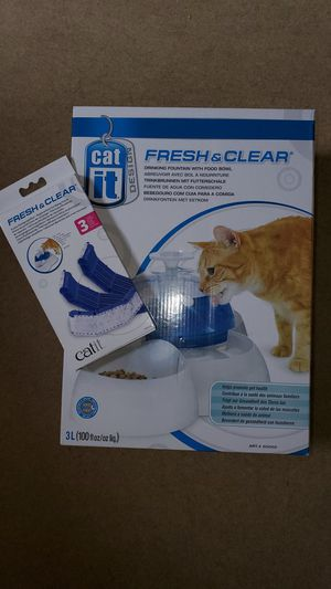 Catit Fresh & Clear NEW for Sale in Boylston, MA