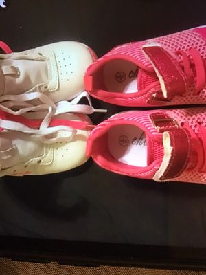20 pair of shoes size 5/6 for Sale in Richardson, TX