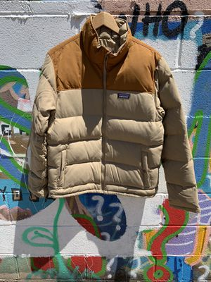 Patagonia bivy down jacket size medium for Sale in Riverside, CA