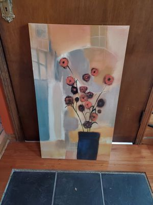 Beautiful glossy picture Measures 20th inches wide 3' high for Sale in Morton Grove, IL